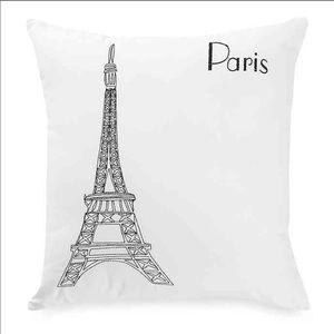 Passport collection Paris Pillow - one